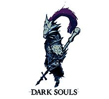Lordran Dark Souls Photographic Print