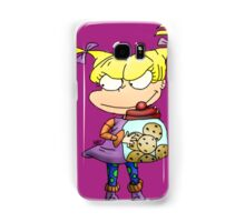 Cookie Girl Samsung Galaxy Case/Skin