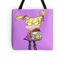 Cookie Girl Tote Bag