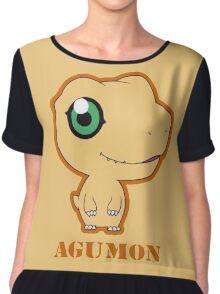 Digimon Adventure Agumon Chiffon Top
