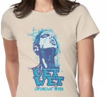 GET WET Womens Fitted T-Shirt