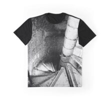 On my way down Graphic T-Shirt