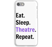 Theatre Kid iPhone Case/Skin
