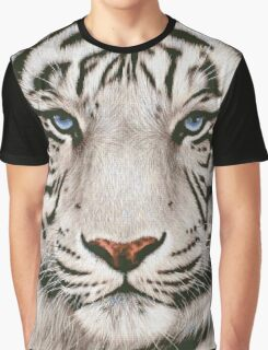 awesome white tiger Graphic T-Shirt