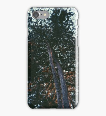 Retro Tree iPhone Case/Skin