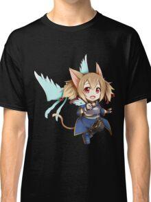Chibi Silica ALfheim Online Classic T-Shirt