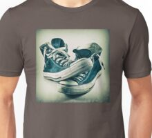 Worn sneakers Unisex T-Shirt