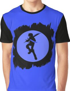 Moonlit Rogue Graphic T-Shirt