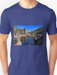 Pinnacles Reflections Unisex T-Shirt