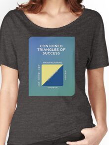 Conjoined Triangles of Success Women's Relaxed Fit T-Shirt