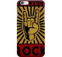 Headbanger  iPhone Case/Skin