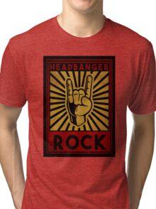 Headbanger  Tri-blend T-Shirt