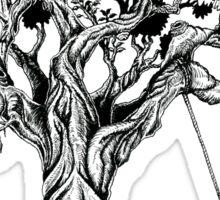 Tree Swing (Child's Play) Sticker