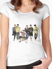 VIXX - Love Equation Women's Fitted Scoop T-Shirt