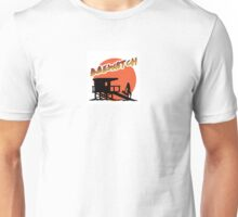 BAEwatch Lifeguard Shack Unisex T-Shirt