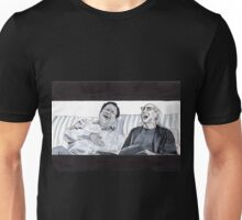 Curb Your Enthusiasm, Larry David and Jeff Garlin Unisex T-Shirt