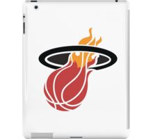Heat logo nba iPad Case/Skin