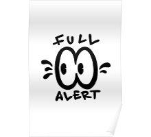 Full Alert Poster