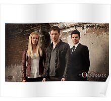 The originals always and forever  Poster