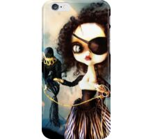 Crow Queen Pirate iPhone Case/Skin