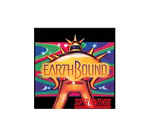Earthbound aka Mother 2 North American Cover Art Photographic Print