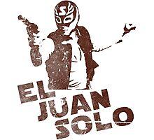 El Juan Solo Photographic Print
