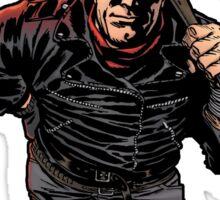 The Walking Dead, Negan Sticker