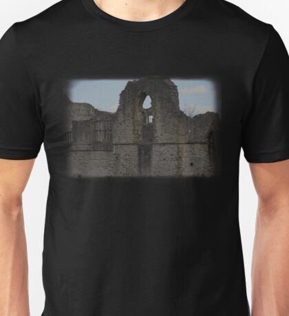 Dilapidated Castle Unisex T-Shirt