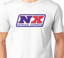 NX Nitrous Express Unisex T-Shirt