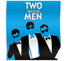 TWO AND A HALF MEN 2 Poster