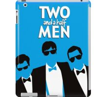 TWO AND A HALF MEN 2 iPad Case/Skin