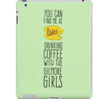 You can find me at Luke's  iPad Case/Skin