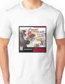 Chrono Trigger Cover Art Unisex T-Shirt