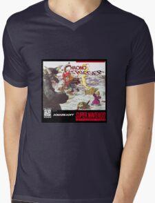 Chrono Trigger Cover Art Mens V-Neck T-Shirt