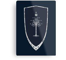 Lord Of The Rings - Gondor Shield Metal Print