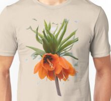 Orange Kaiser's crown Unisex T-Shirt