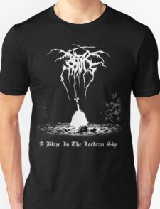 A Blaze in the Lordran Sky Unisex T-Shirt
