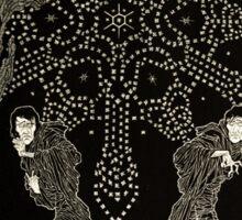 Wallace Smith - Illustrator - Fantazius Mallare Sticker