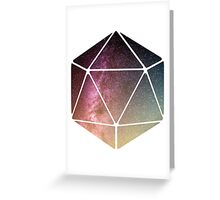 Galaxy of possibilities  Greeting Card