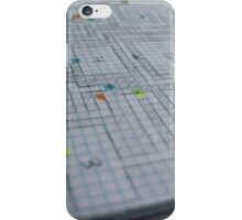 DnD Map 4 iPhone Case/Skin