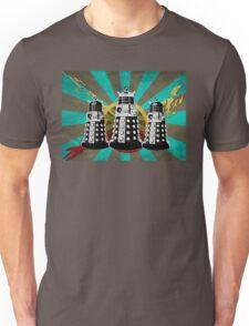 Doctor Who - Retro Daleks Unisex T-Shirt