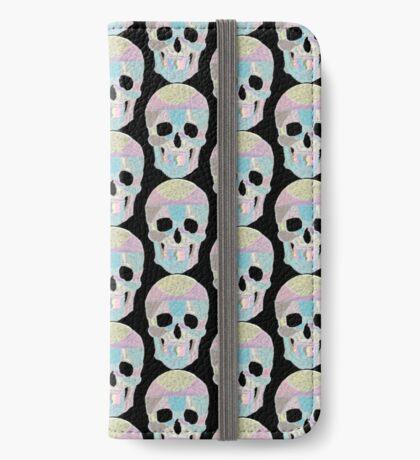 Crystal Skull iPhone Wallet/Case/Skin