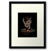 Companion Portrait - 11 Framed Print