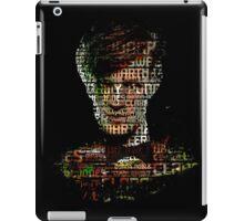 Companion Portrait - 11 iPad Case/Skin