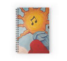 Soul Song Spiral Notebook
