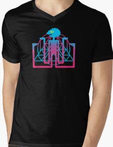 Prismo Mens V-Neck T-Shirt
