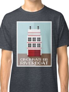 Cincinnati BB Riverboat Classic T-Shirt