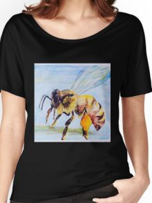 Honeybee - Collecting Pollen Women's Relaxed Fit T-Shirt