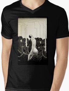 Wallace Smith - Illustrator, Fantazius Mallare Mens V-Neck T-Shirt