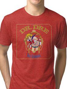 Sailor Moon Dr. Dre The chronic  Tri-blend T-Shirt